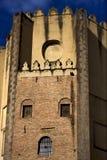 Church san domenico maggiore in naples Stock Image
