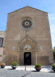 A church of San Francesco Antonio Fasani Royalty Free Stock Photography