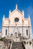 Church San Francesco- Gaeta Royalty Free Stock Photo