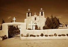 Church San Francis de Assisi Royalty Free Stock Photos