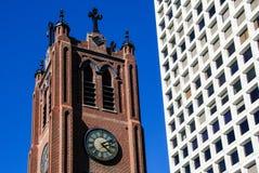 Church san francisco Stock Photos