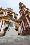 The church of San Francisco at Salta Stock Image