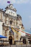 Church San Fransisco in Antigua Guatemala Stock Images