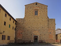 Church San Frediano in Cestello - Florence Royalty Free Stock Images