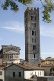The Church of San Frediano - Lucca Royalty Free Stock Image