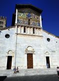 The church of San Frediano Royalty Free Stock Image
