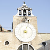 Church of San Giacomo di Rialto, Venice, Italy Royalty Free Stock Image