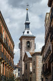 Church of San Gines Arles Madrid - Spain Royalty Free Stock Photo