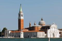 Church of San Giorgio Maggiore Stock Images