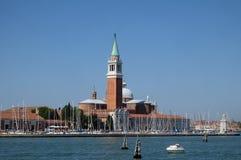 Church of San Giorgio Maggiore on the island, Venice Stock Photo