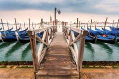 Church of San Giorgio Maggiore in the morning. Venice. Italy. Royalty Free Stock Photography
