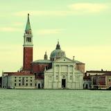 The church of San Giorgio Maggiore, Venice Royalty Free Stock Photos