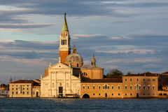 Church of San Giorgio Maggiore, Venice, Italy Royalty Free Stock Images