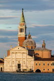Church of San Giorgio Maggiore, Venice, Italy Royalty Free Stock Photography