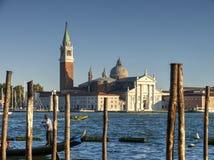 Church of San Giorgio Maggiore - Venice, Italy Royalty Free Stock Image