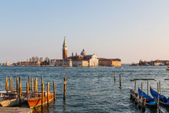 Church of San Giorgio Maggiore Royalty Free Stock Photography