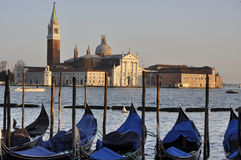Church of San Giorgio Maggiore in Venice Royalty Free Stock Photo
