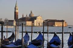 Church of San Giorgio Maggiore in Venice Royalty Free Stock Photo