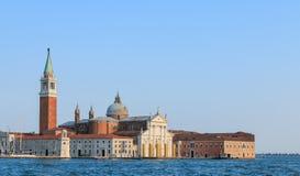 Church of San Giorgio Maggiore, Venice Royalty Free Stock Image