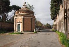Church of San Giovanni in Oleo in Rome, Italy