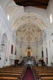 Church of San Giuseppe, Menfi Stock Photos