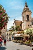 Church of San Giuseppe Royalty Free Stock Image