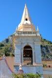 Church of San Giuseppe in Toarmina. Stock Photography