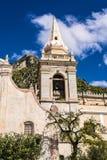 Church of San Giuseppi in Taormina, Sicily, Italy Stock Image