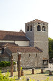 Church of San Giusto, Trieste Royalty Free Stock Image