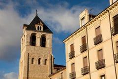 Church of San Isidoro Royalty Free Stock Photography
