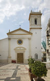 Church of San Jaime in Benidorm. Spain Royalty Free Stock Photography