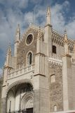 Church of San Jeronimo royalty free stock images