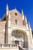 Church of San Jeronimo El real Royalty Free Stock Images