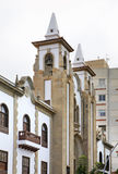 Church of San Jose in Santa Cruz de Tenerife. Canary Islands. Spain Stock Photography