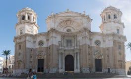 Church Of San Juan De Dios Cadiz Andalucia, Spain Royalty Free Stock Photo
