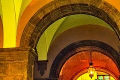 The Church of San Juan de Dios royalty free stock image