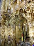 Church-San Juan de Dios-Granada-Andalusia. Indoor church-San Juan de Dios-Granada-Andalusia Royalty Free Stock Photos
