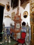 Church-San Juan de Dios-Granada-Andalusia Stock Photo