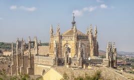 Church San Juan de Los Reyes,Toledo Stock Image