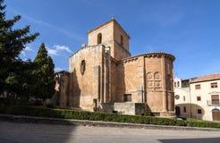 Church of San Juan de Rabanera Royalty Free Stock Photography