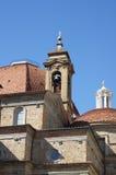 Church of San Lorenzo Stock Photo