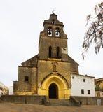 Church of San Lucas. Jerez de la Frontera Royalty Free Stock Image