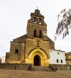 Church of San Lucas. Jerez de la Frontera, Spain Stock Photography