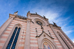 Church of San Marco, Valvasone Royalty Free Stock Photo