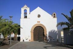 Church San Marcos in Tiscamanita, Fuerteventura Royalty Free Stock Photo