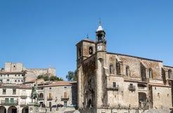 Church of San martin Stock Images