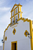 Church of San Mateo, Monturque (Spain) Royalty Free Stock Photo