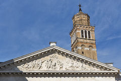 Church San Maurizio in Venice, Italy. Stock Images