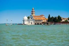 Church of San Michele, Venice, Italy Royalty Free Stock Photos