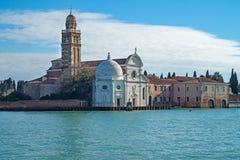 Church of San Michele, Venice, Italy Stock Image